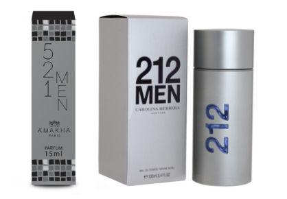 Perfume - 521 Men (Ref. 212 Men)