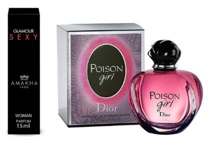 Perfume - Glamour Sexy (Ref. Poison Girl)