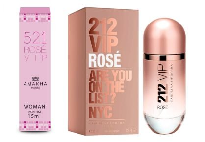 Perfume - 521 VIP Rosé (Ref. 212 Vip Rosé)