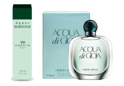 Perfume - Aguas MARINHAS (Ref. Acqua di Gioia)
