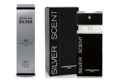 Perfume - Amakha Silver (Ref. Silver Scent)