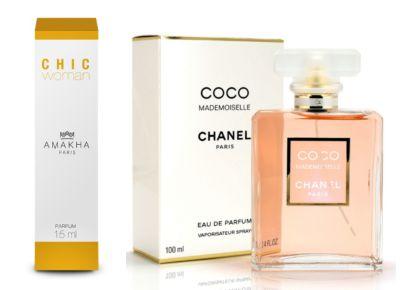 Perfume - Chic Woman (Ref. Coco Mademoiselle)