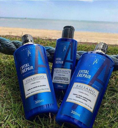 Kit Shampoo - Condi e Esfoliante