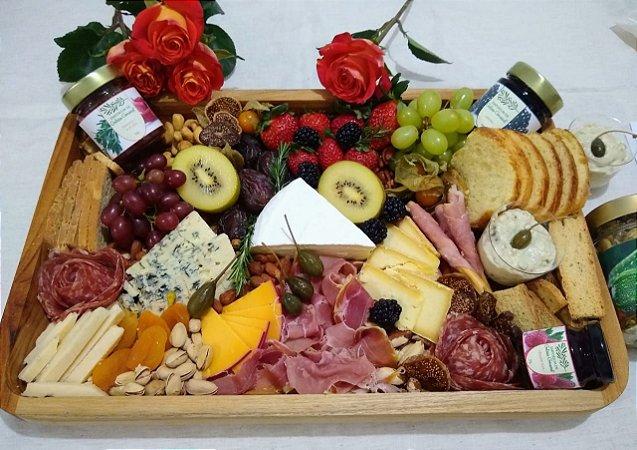 Tábua para queijos e vinhos 2,5Kg