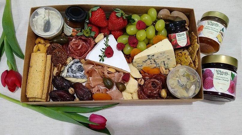Tábua para queijos e vinhos 1,5Kg