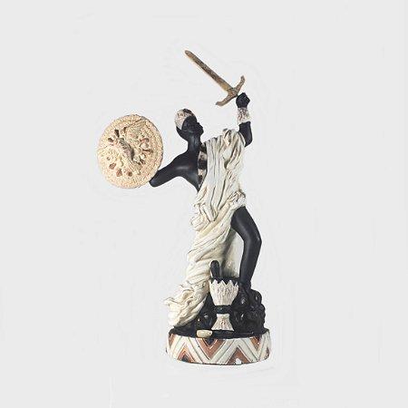 Orixá Oxaguiã (Médio marfim)