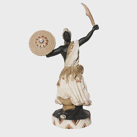 Orixá Ogum (Médio marfim)