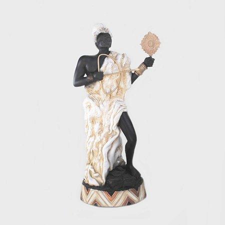 Orixá Logunedê (Médio marfim)