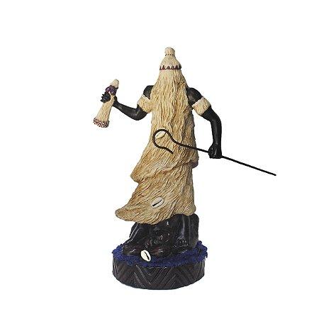 Orixá Omolu (Médio marfim)