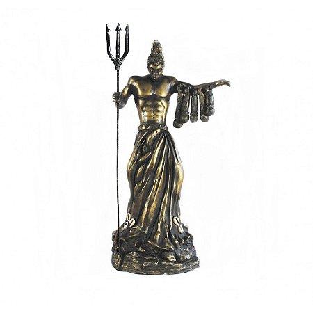 Orixá Exú (Grande bronze)