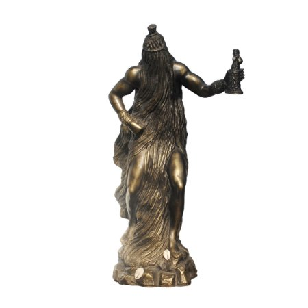 Orixá Obaluaiê (Grande bronze)