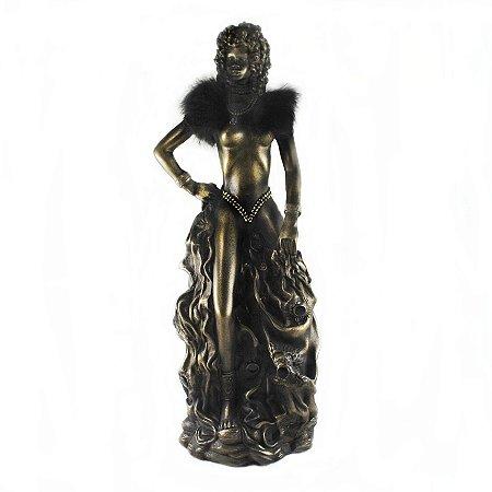 Pomba Gira (Grande Bronze)