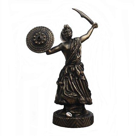 Orixá Ogum (Médio bronze)