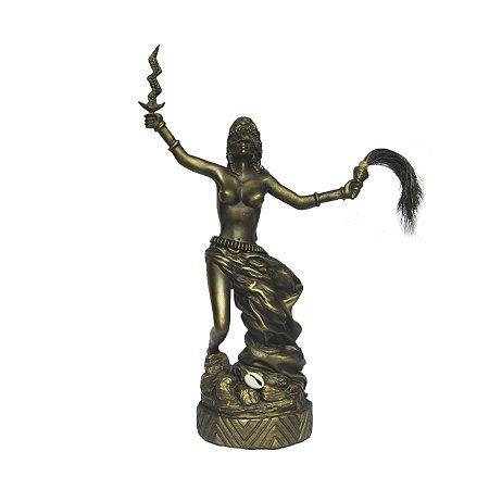 Orixá Iansã (Média bronze)