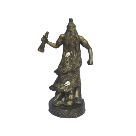 Orixá Obaluaiê (Médio bronze)