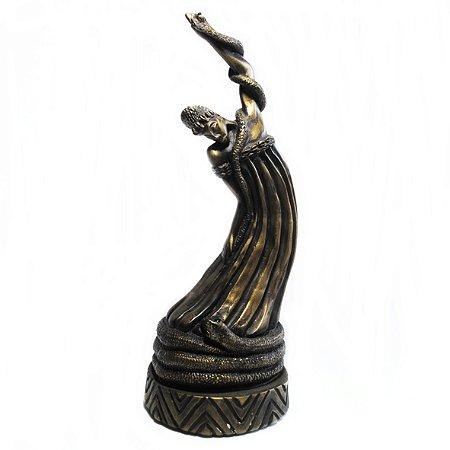 Orixá Oxumarê (Médio Bronze)