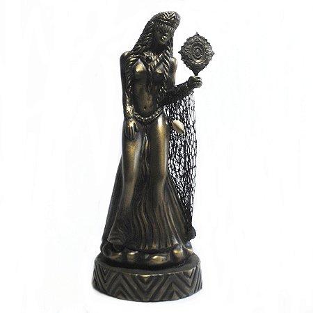 Orixá Oxum (Média Bronze)