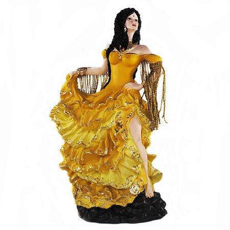 Cigana Amarela (Média)