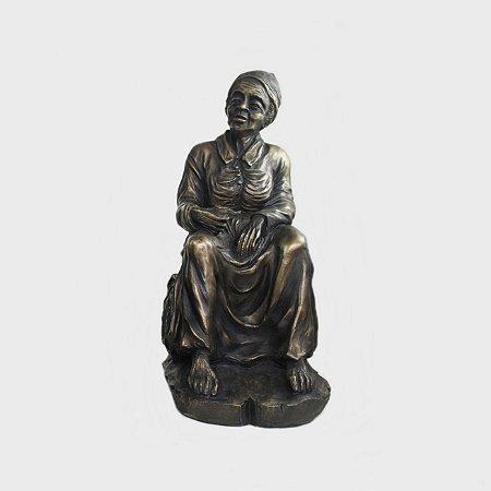 Preta Velha (Grande Bronze)