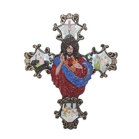 Cruz Sagrado Coração de Jesus