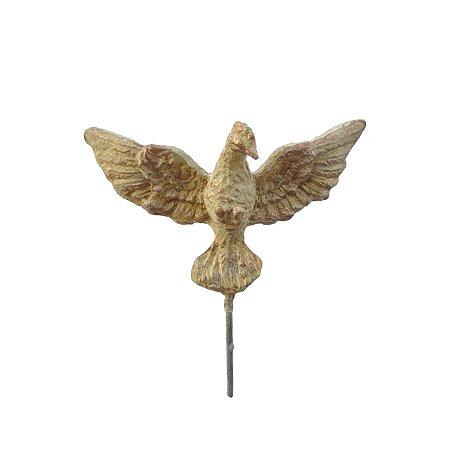 Pássaro de Ossain Grande Pintura em Marfim