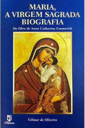 Livro Maria, A Virgem Sagrada Biografia - 630004