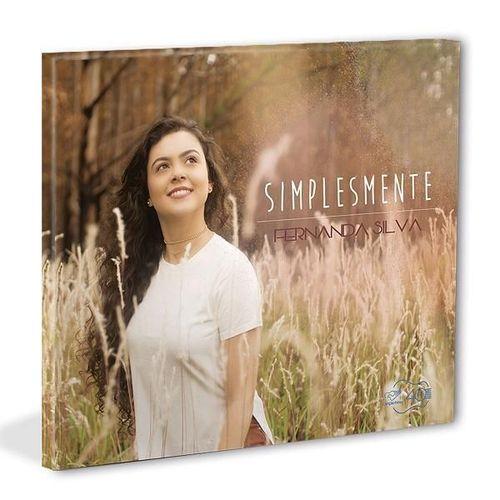 CD: EP Simplesmente Fernanda Silva - 02.01027