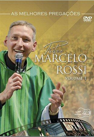 DVD As Melhores Pregações Padre Marcelo Rossi - 02.01030