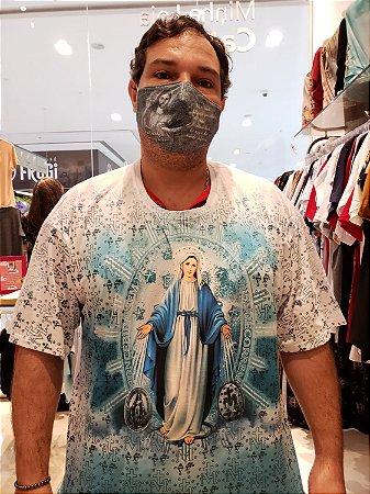 Camiseta Nossa Senhora das Graças DVE3684 - G3