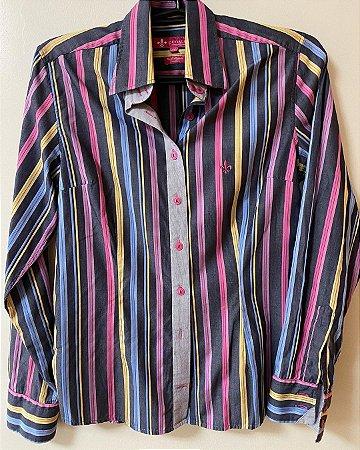 Camisa Dudalina Cores