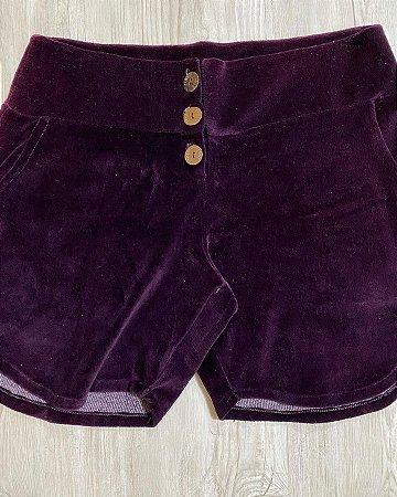 Shorts Flor
