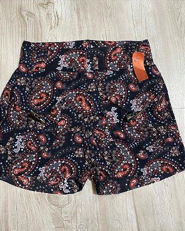 Shorts Seda Verão