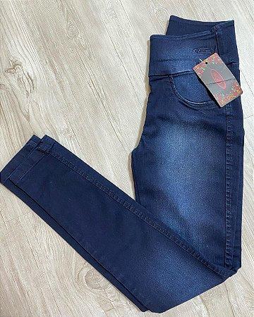 Calça Jeans Sem Botão