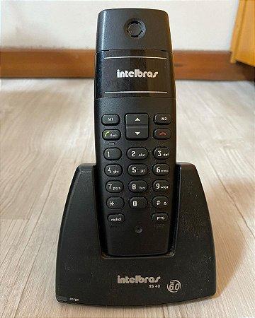 Telefone Sem Fio Intelbrás