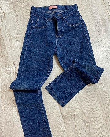 Calça Jeans com Elastano