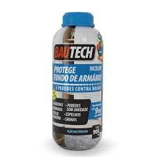 Protege umidade e bolor para Fundo de armario Bautech (900 ml)
