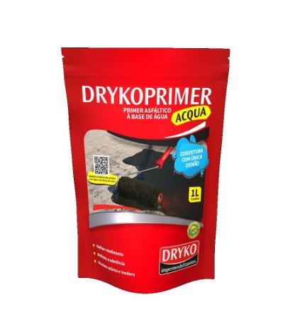 Primer Asfaltico para Manta Drykoprimer Acqua (1 L)