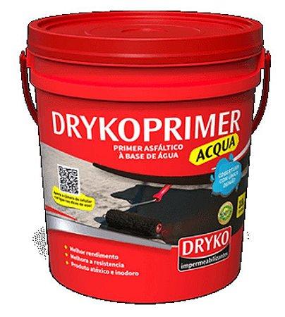 Primer Asfaltico para Manta Drykoprimer Acqua (18 L)