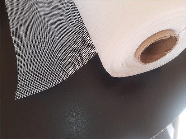 Estruturante para Impermeabilização Tela de poliester 2X2 Engomada (1 X 50m)