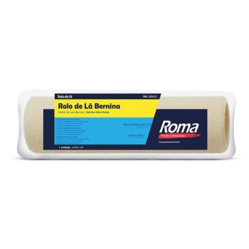 Roma Rolo De La Bernina P/ Epoxi 23 Cm - 255/23