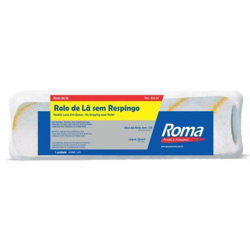Roma Rolo Sem Respingo 23 Cm - 822/23