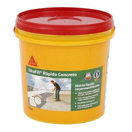 Sikafill Rapido Concreto - Gl 3,6