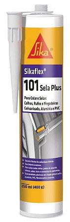 Sikaflex 101 Sela Plus Branco 250 Ml