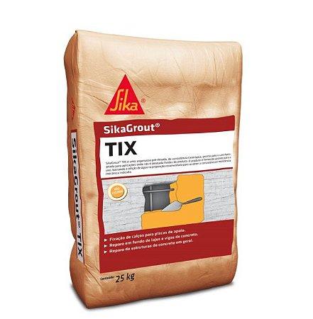 Grout Tixotropico SIKAGROUT TIX (25 kg)