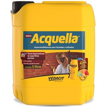 Hidrofugante Pro Acquela Incolor Vedacit (5 l)