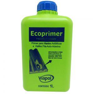 Primer para colagem de manta asfaltica-Ecoprimer Viapol(1L)