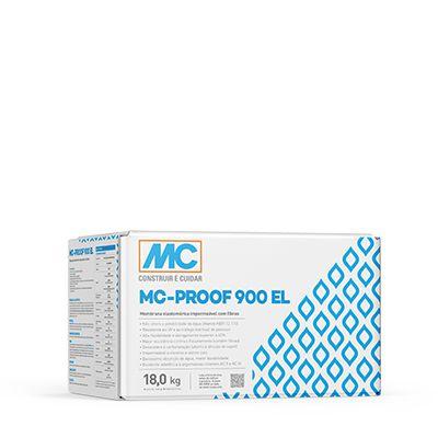 Impermeabilizante Flexivel Proof 900 Mc Bauchemie (18 kg)
