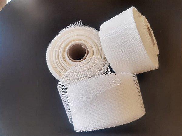 Estruturante para Impermeabilização Poliester com PVC Vinitrica (10 cm x 25 m)