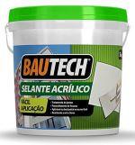Selante acrilico - Bautech selante acrilico (1,0 kg)