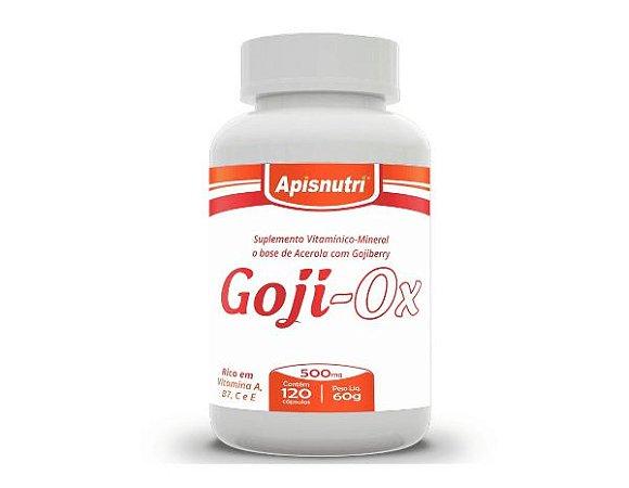 Goji-Ox Base de Acerola com Gojiberry 120 cápsulas